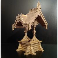 3D печать архитектурного макета колодца