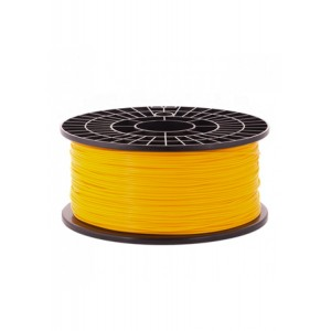 PLA пластик 3Del желтый