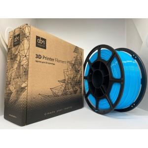 PETG пластик ABS Maker голубой