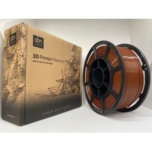 PETG пластик ABS Maker коричневый