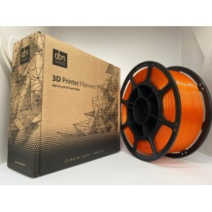 PETG пластик ABS Maker оранжевый