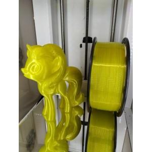 PETG пластик ABS Maker желтый