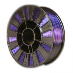 PETG пластик Стримпласт фиолетовый прозрачный