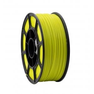 PLA пластик ПК НИТ желтый флуоресцентный