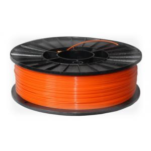 ABS+ Белый Стримпласт оранжевый ТМ ECOFIL