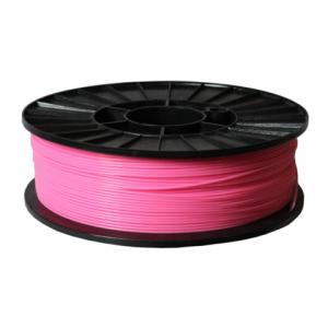 ABS+ Белый Стримпласт розовый ТМ ECOFIL