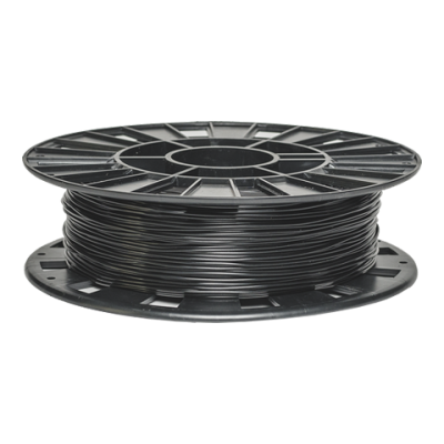 Flex39 Стримпласт черный 1.75 мм, 0.5 кг