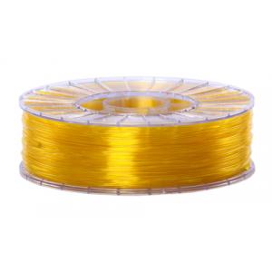 SBS пластик Стримпласт желтый прозрачный