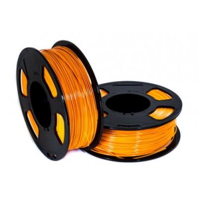 PETG пластик U3Print  для 3D принтера оранжевый 1,75 мм