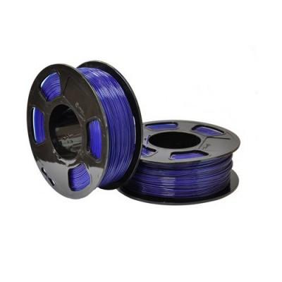 PETG пластик U3Print  для 3D принтера сапфир светопропускающий 1,75 мм
